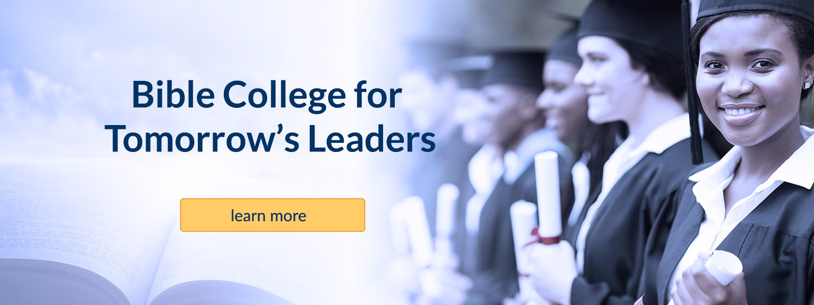Bible College - learn more
